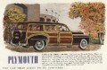 1949 Plymouth, Ad.