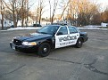 CT - Manchester Police 2010 Ford