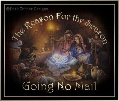 dcd-Going No Mail-Reason For The Season