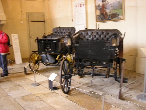 Museum of Vehicles,Palace de Compiegne