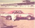 ROBERT PADDLEFOOT WALES AT DAYTONA