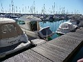 'Angelique' & other yachts in Brighton Marina on a sunny late summer day, AUG 2011