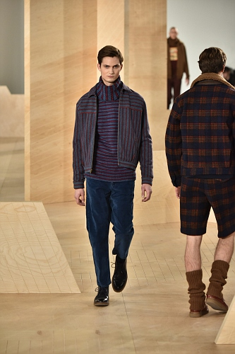 Perry Ellis FW16 Mens 236
