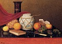 Still Life with Letter to Mr. William Taggart, Esq. [1878]