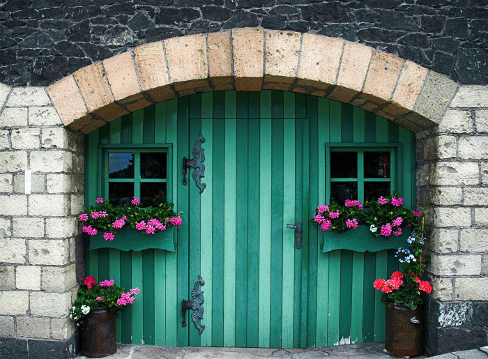 The Cottage Door