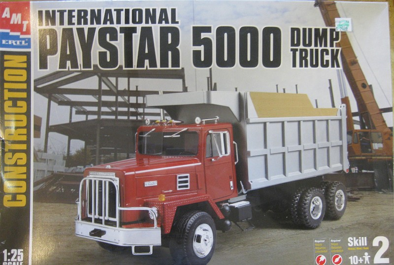 1977 International Paystar 5000 Dump Truck