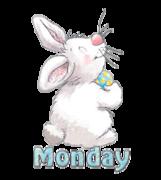 DOTW Monday - HippityHoppityBunny
