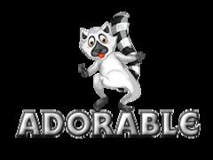 Adorable - RaccoonStepOnName