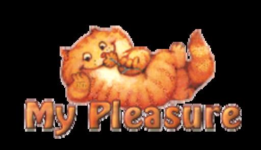 My Pleasure - SpringKitty