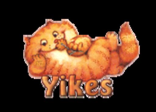 Yikes - SpringKitty