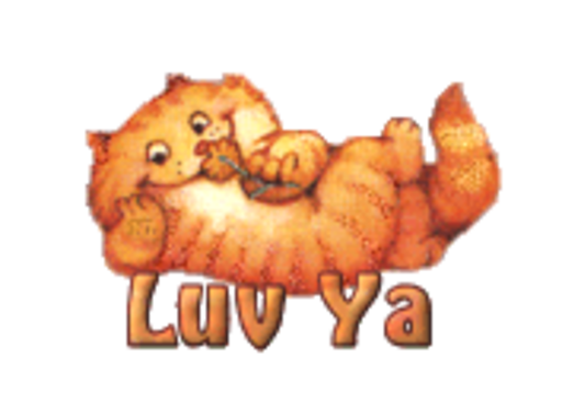 Luv Ya - SpringKitty