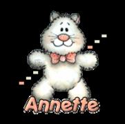 Annette - HuggingKitten NL16