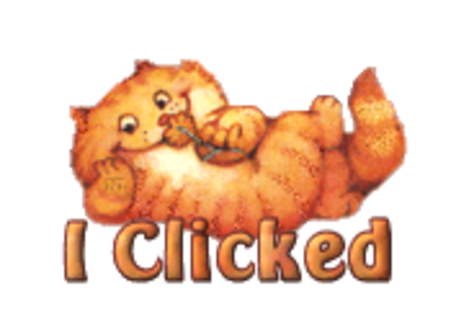 I Clicked - SpringKitty
