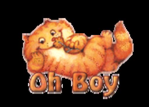 Oh Boy - SpringKitty