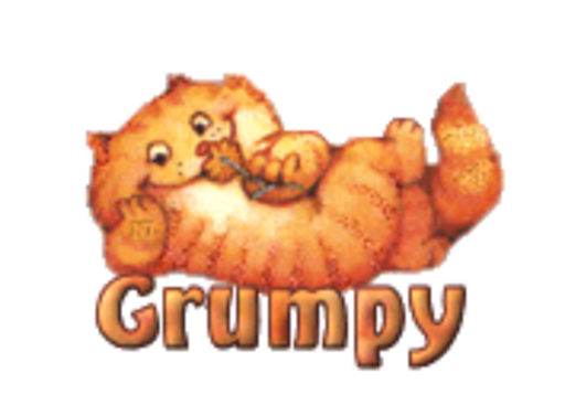 Grumpy - SpringKitty