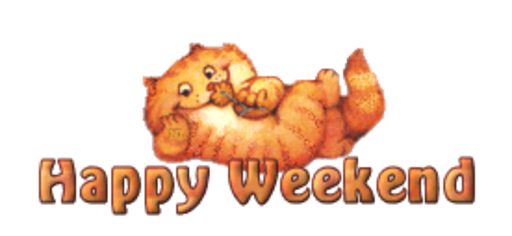 Happy Weekend - SpringKitty
