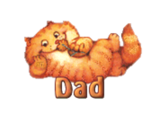 Dad - SpringKitty