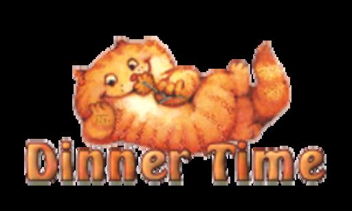Dinner Time - SpringKitty
