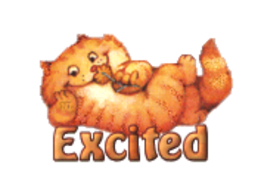 Excited - SpringKitty