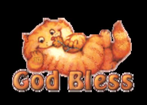 God Bless - SpringKitty