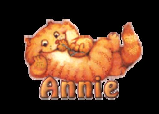 Annie - SpringKitty