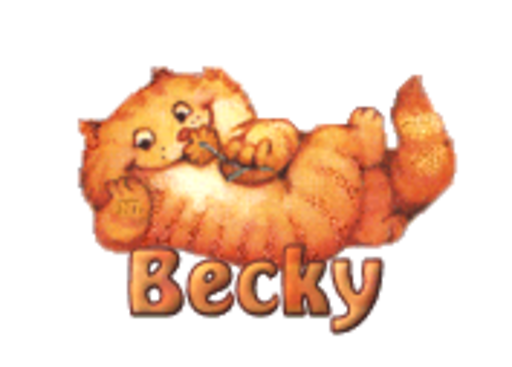 Becky - SpringKitty