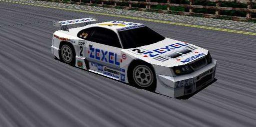 1997 Nissan Skyline JGTC Zexel MkIX [R33]