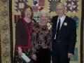 Karen, Margaret and Don