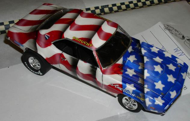 69 Flag Camaro 3