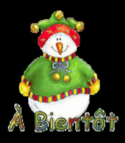 A Bientot - ChristmasJugler