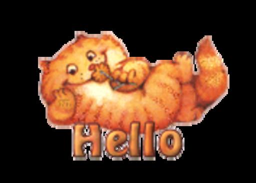 Hello - SpringKitty