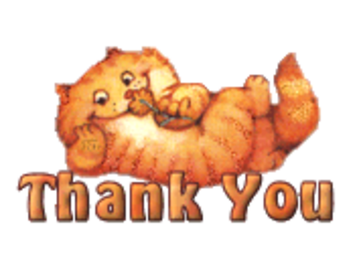 Thank You - SpringKitty