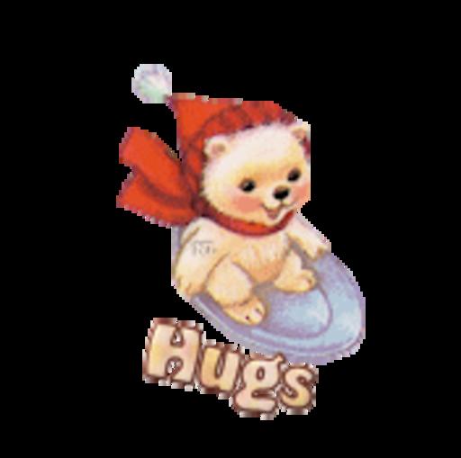 Hugs - WinterSlides