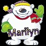 Marilyn Polar Bear