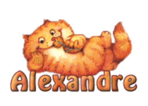 Alexandre - SpringKitty