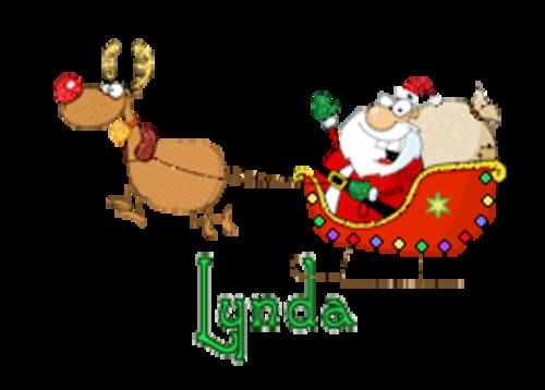 Lynda - SantaSleigh