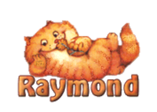 Raymond - SpringKitty