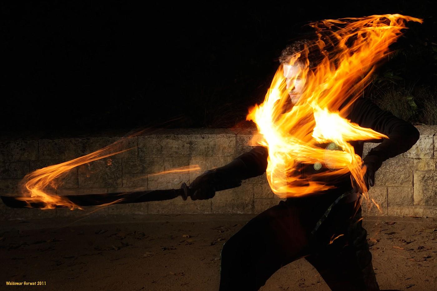 Fire Thrust