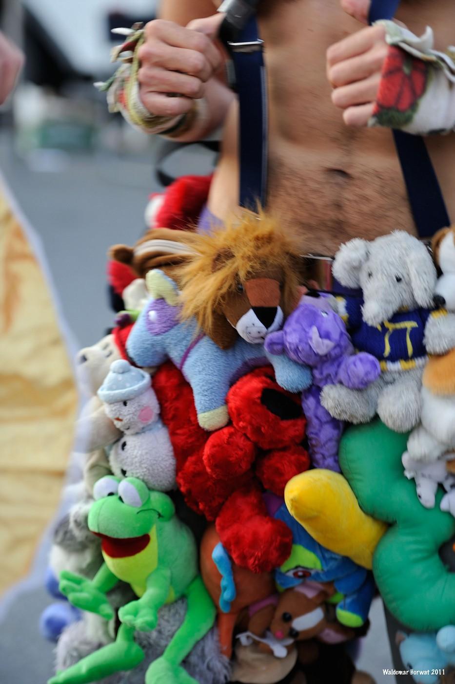 Muppet Pants Dance