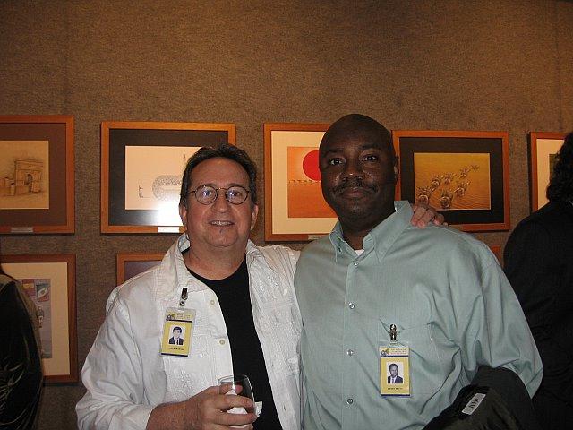 Andy Marino & Lenny White