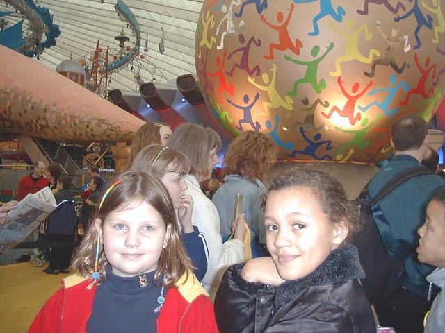 Beverley and Rebecca