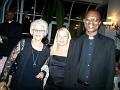 Ms.Nicole H. Etheart, Ms. Marcia Machado & Father Simon Nwachukwu