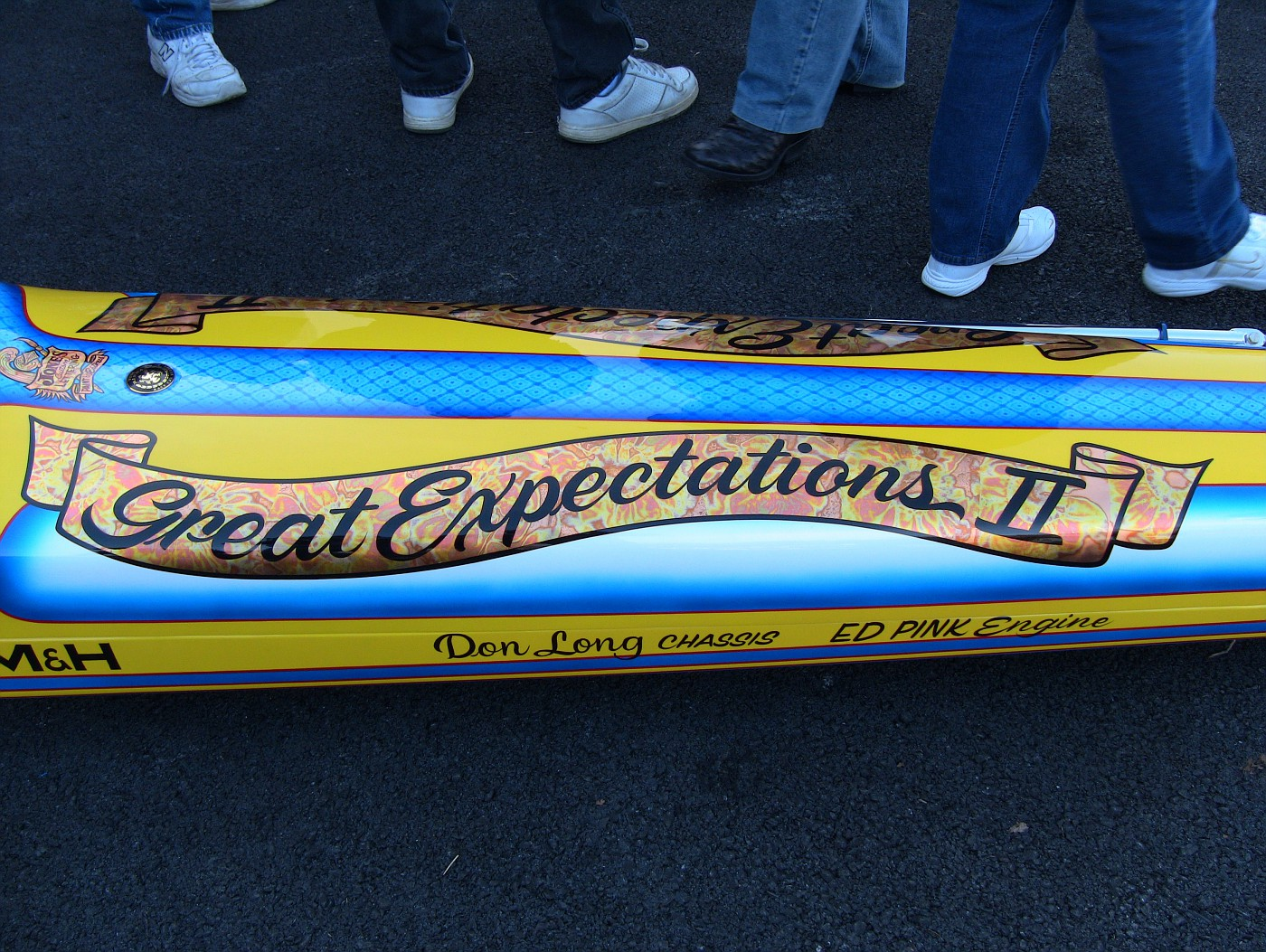 Great Expectations FED @ Bruce Larson Dragfest 2010 VP Photo 35
