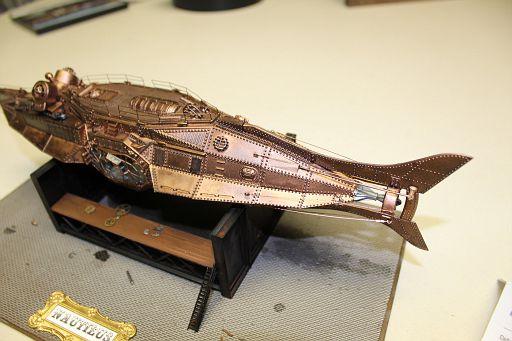Nautilus in drydock KeithJones 2