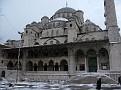 Northern façade of Yeni Camii
