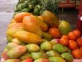 Papayas, mangos, etc.