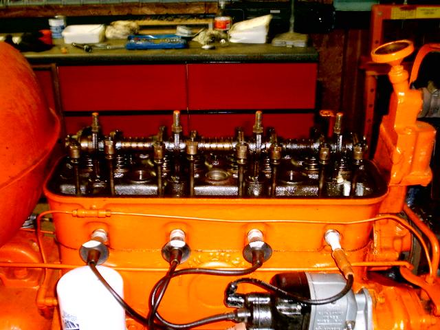 Allis Chalmers Wd Wiring Schematic Diagram : Allis chalmers engine diagram wiring diagrams instructions