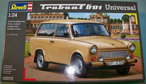 1965-89 Trabant Universal