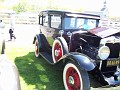 1930 Chevrolet I think  Came out blurry