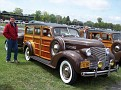 1939 Chevrolet Wagon with trailer